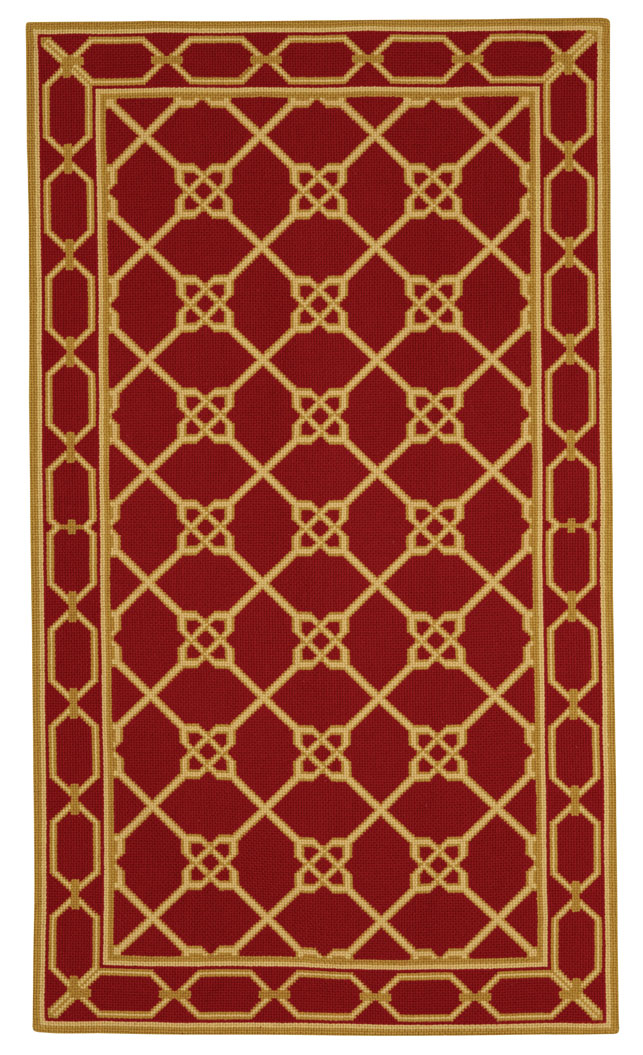 Traditional Vermilion Rugs